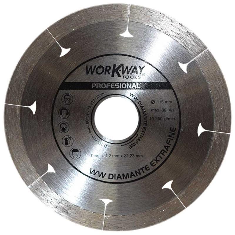 Disco de corte de diamante