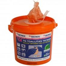 Toallitas Tecman