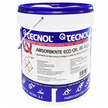 Absorbente Eco Oil (6 kg)