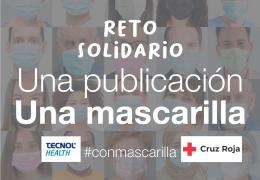 ¡Donamos mascarillas a Cruz Roja por cada publicación! Campaña solidaria
