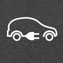 TQ SEÑAL T.F. coche eléctrico