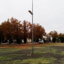 TQ FAROLA SOLAR LED 40W