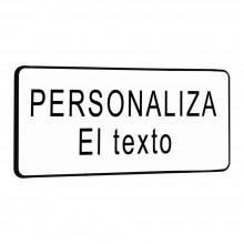 TQ SEÑAL TRÁFICO REFLEX
