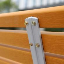 banco madera exterior