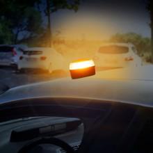 Luz led de emergencia para coches de la marca TECNOL URBAN