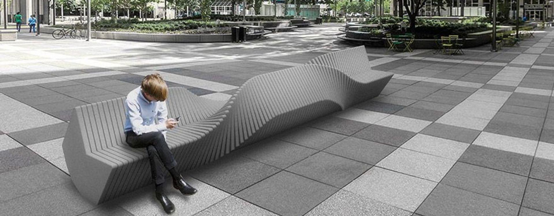 La importancia de cuidar el mobiliario urbano