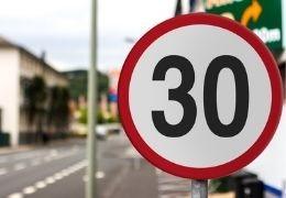 Nuevos límites de velocidad en las ciudades: 20, 30 y 50 km/h